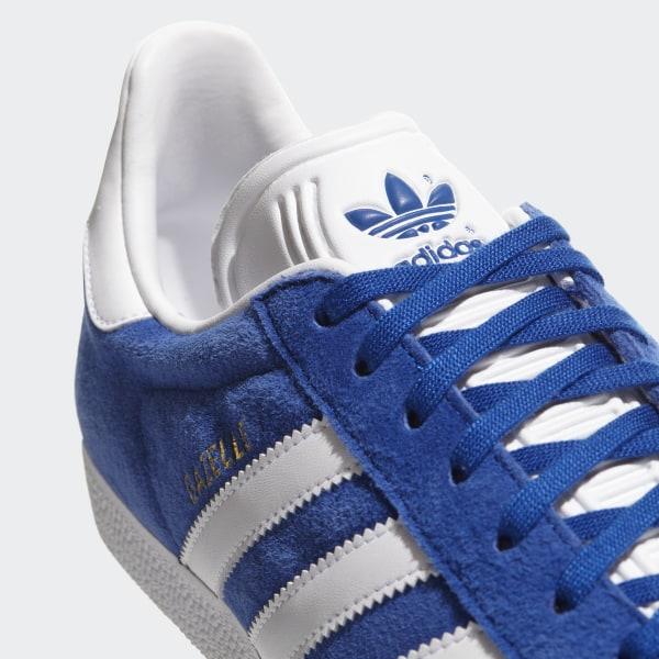 adidas gazelle blu royal
