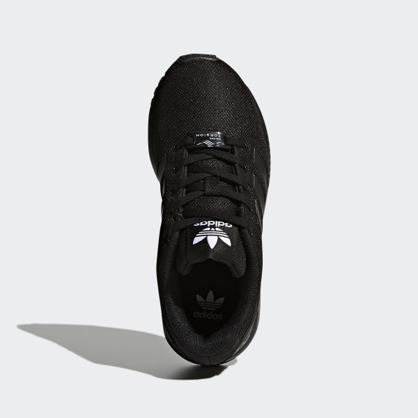 adidas zx flux schwarz weiß muster