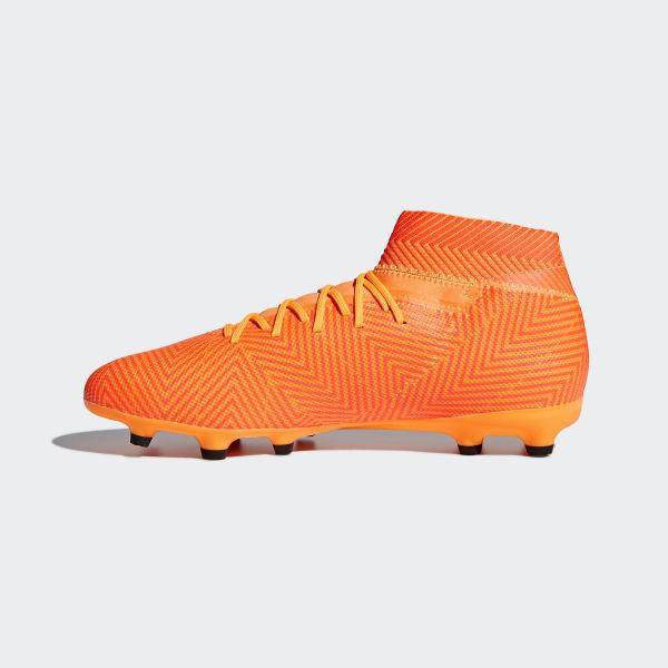 taniej naprawdę wygodne buty na codzień adidas Buty Nemeziz 18.3 FG - Pomarańczowy | adidas Poland