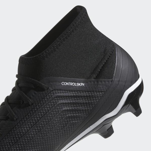 adidas Predator 18.2 FG Schwarz Schwarz Weiß