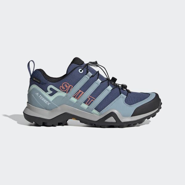 Chaussure de randonnée Terrex Swift R2 GORE TEX Bleu adidas | adidas Switzerland
