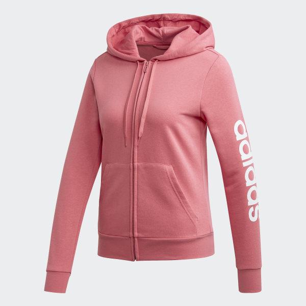 adidas kapuzenjacke rosa
