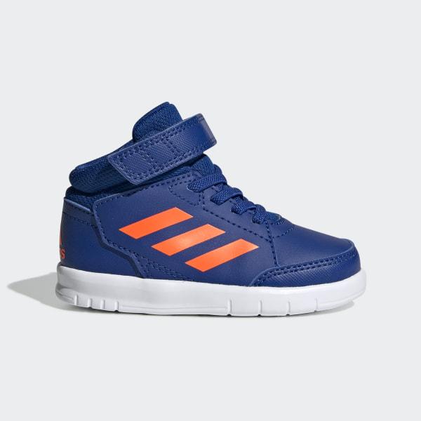 adidas Obuv AltaSport Mid - modrá | adidas Czech Republic