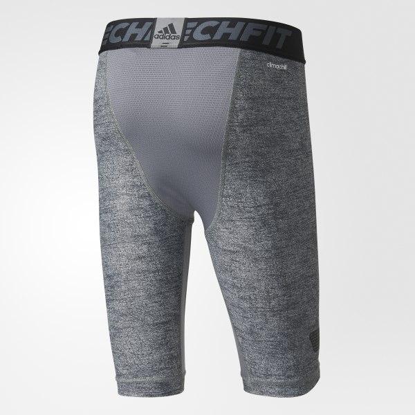 adidas Techfit Chill Shorts Grey | adidas US