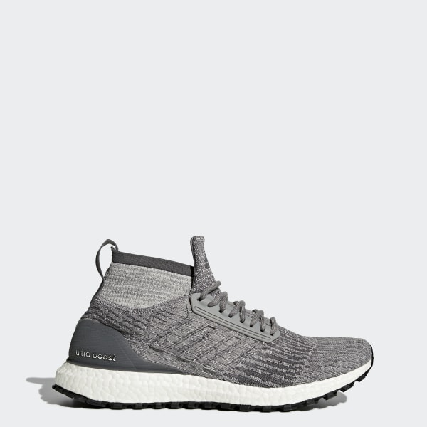 adidas UltraBOOST All Terrain shoes men grey at Sport