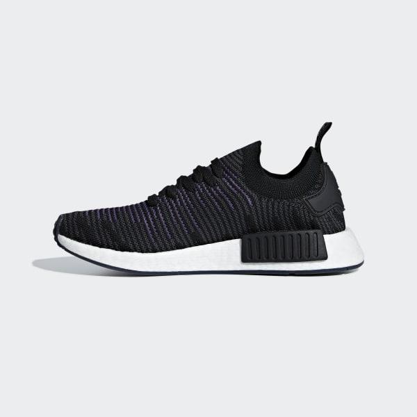 adidas r1 black and white, Adidas nmd r1 pk primeknit tri