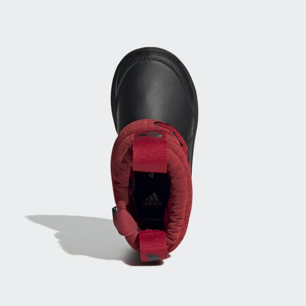 adidas RapidaSnow Mickey Maus Schuh Weinrot   adidas Deutschland