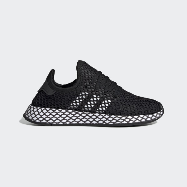 adidas Originals Kinder Deerupt Runner Junior Rot Sneaker