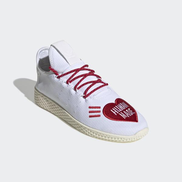 Adidas Adidas Originals x Pharrell Williams 'Tennis Hu' Sneakers