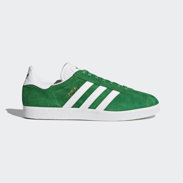 adidas en verdes