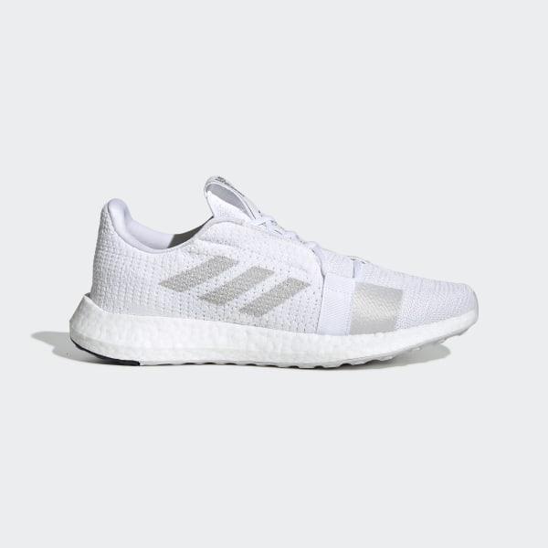 adidas Senseboost Go Shoes White adidas US  adidas US