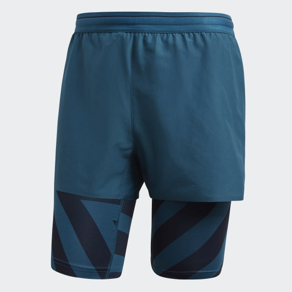 adidas Performance Agravic Two in one Shorts Pantalón