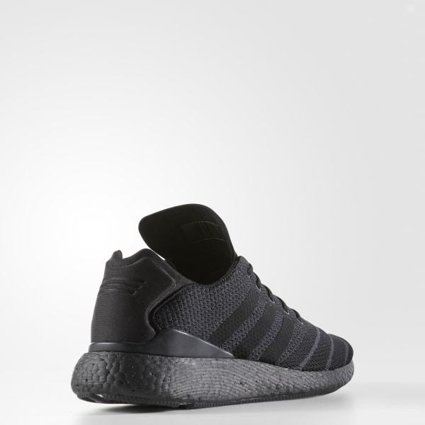 adidas Hommes Busenitz PureBOOST Primeknit Shoes Black | adidas Canada