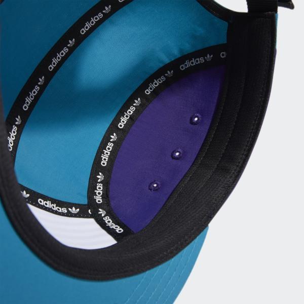 adidas originals matchset point 5 panel cap