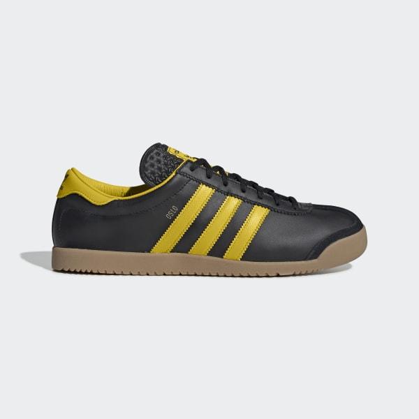 profesjonalna sprzedaż 100% jakości nowe obrazy adidas Oslo Shoes - Black | adidas UK