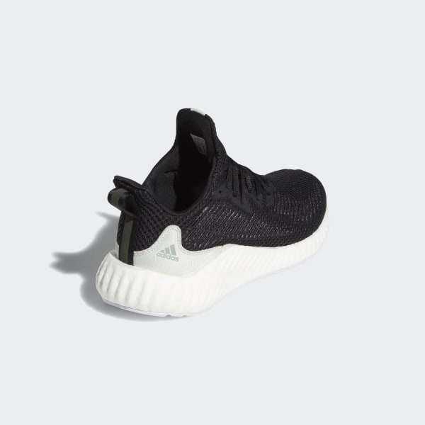 Giày Alphaboost Parley Core Black / Linen Green / Cloud White EF1162