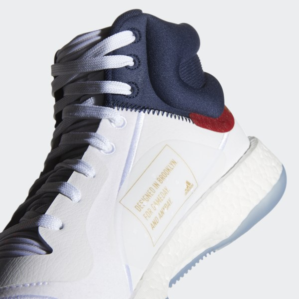 adidas Marquee Boost Schuh Blau   adidas Switzerland