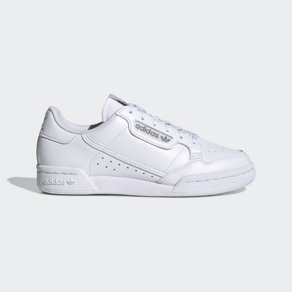 continental 80 bianca adidas