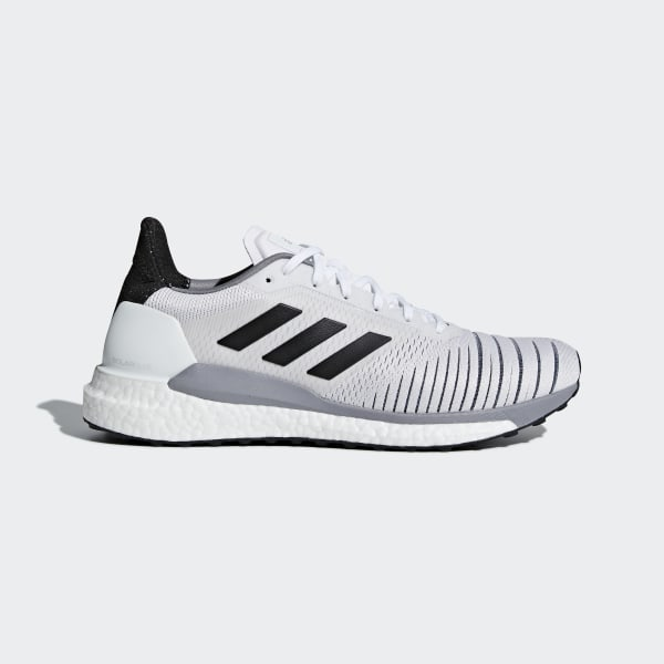 presumir Rusia Hula hoop  adidas Solar Glide Shoes - White | adidas Australia
