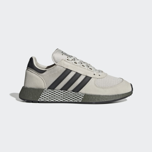 Marathon Tech Schoenen Raw White / Core Black / Raw Khaki EE4922