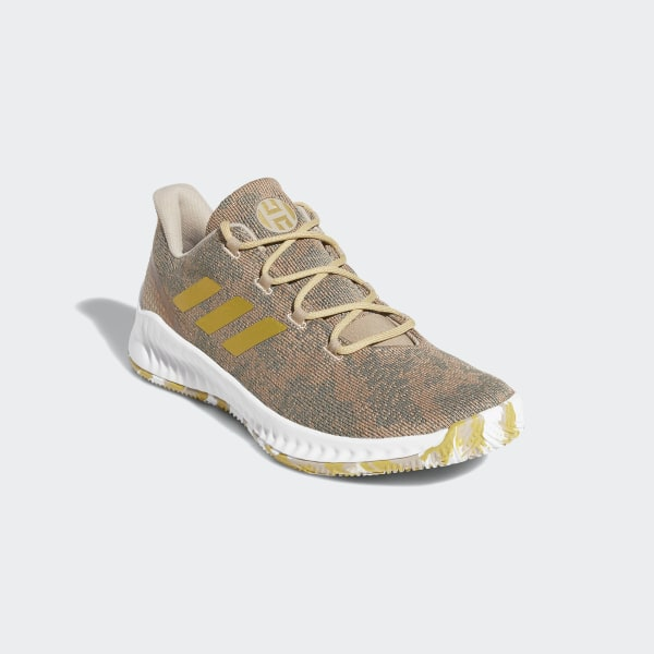 Zapatillas Harden BE X Marrón adidas | adidas Peru