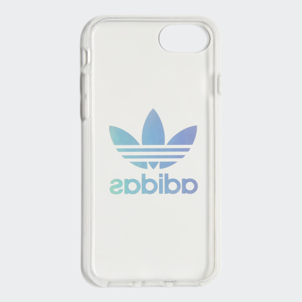 Holographic Clear Case iPhone 8