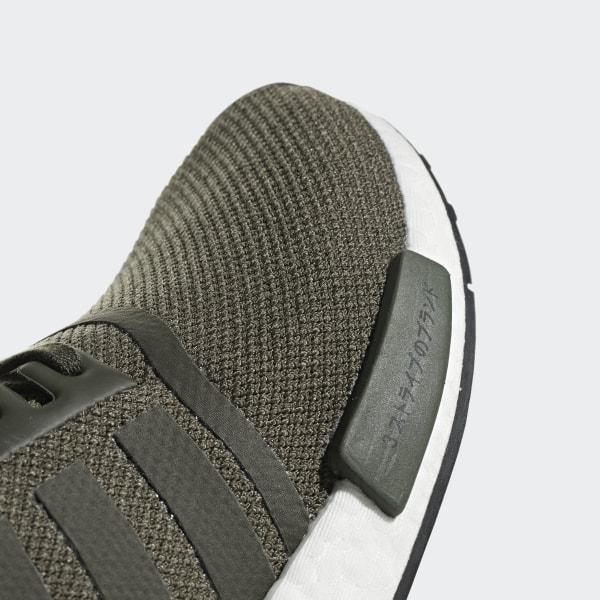 adidas NMD_R1 Schuh Grün | adidas Switzerland