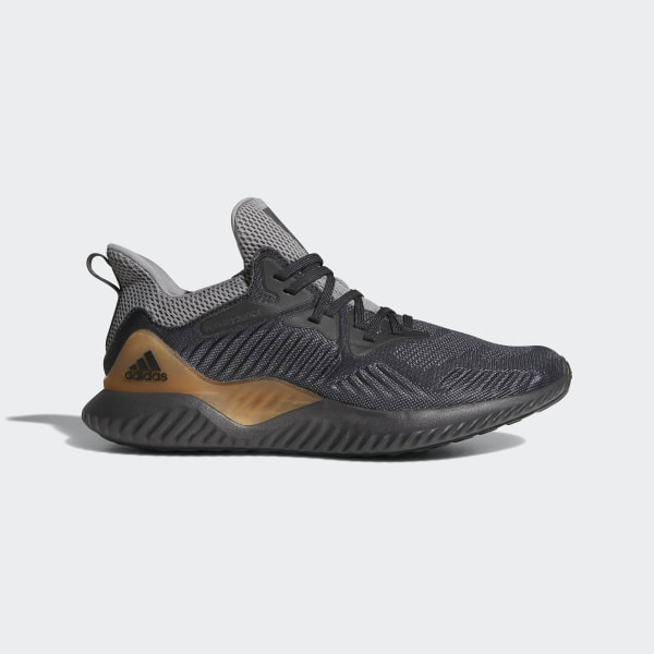adidas Tenis Alphabounce Beyond Gris | adidas Mexico