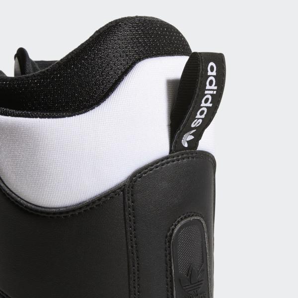 Adidas Samba Adv Weiß, Schwarz & Gum Schuhe Herren, 9YZA549