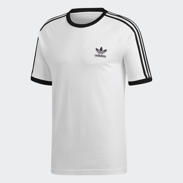 white adidas shirt for women