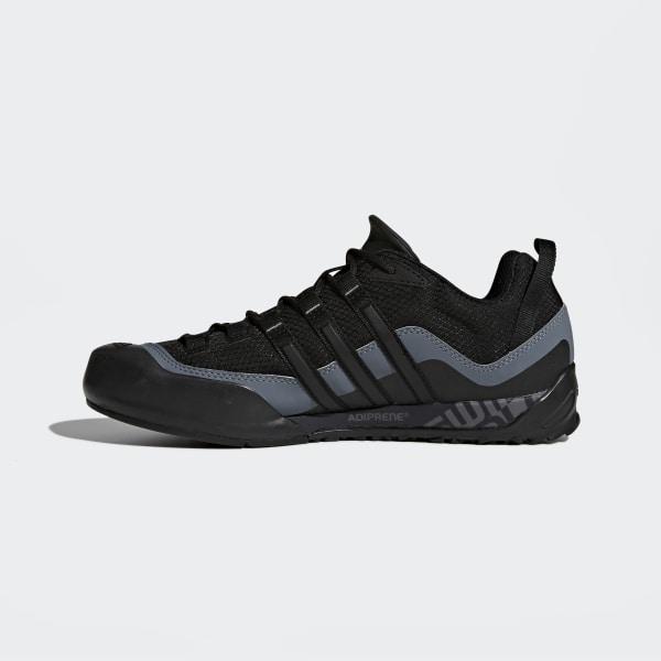 nowy haj nowe tanie ogromny zapas adidas Terrex Swift Solo Hiking Shoes - Black | adidas Belgium