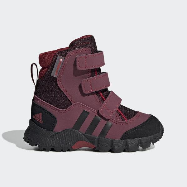 sprawdzić wysoka jakość buty na tanie adidas Buty Holtanna Snow - Bordowy | adidas Poland