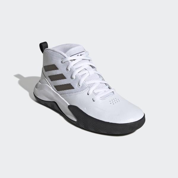 Scarpe Own the Game Wide Bianco adidas | adidas Switzerland