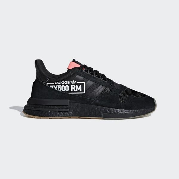buty sportowe autentyczna jakość złapać adidas Buty ZX 500 RM - Czerń   adidas Poland