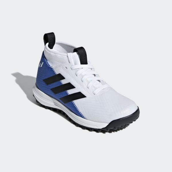 Zapatillas RapidaTurf Messi Blanco adidas   adidas Chile