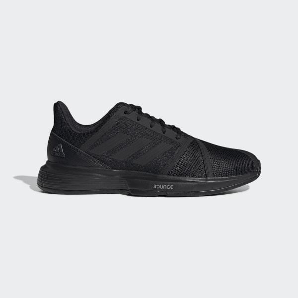 adidas Court Jam Bounce Wide Mens Tennis Shoe