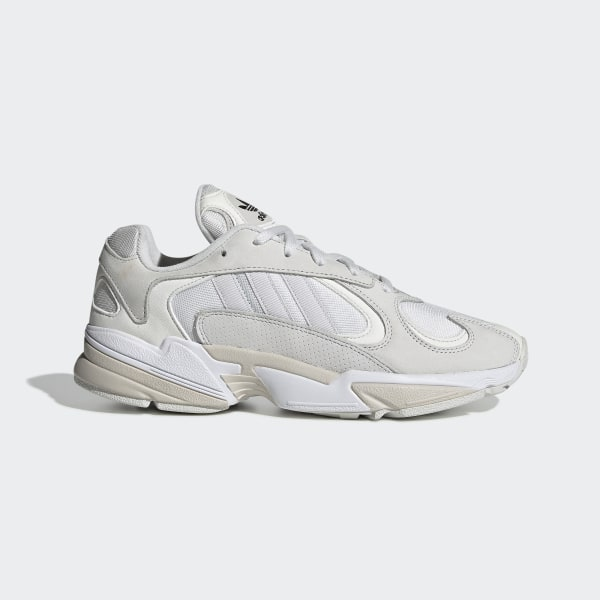 Yung 1 WhiteGrey Adidas Originals