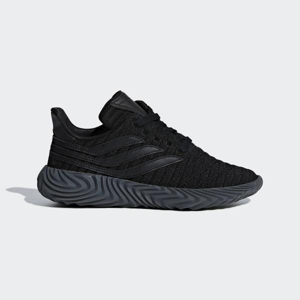 adidas Sobakov Schuhe schwarz