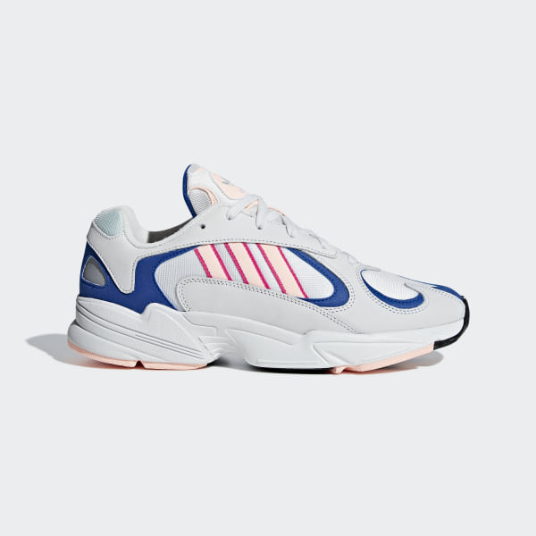 produkty wysokiej jakości przystojny Najlepiej adidas Yung 1 Shoes - White | adidas Australia