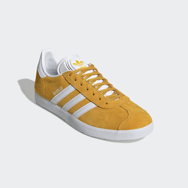 Adidas Originals Gazelle Shoes Size 12 US Yellow eBay  adidas US