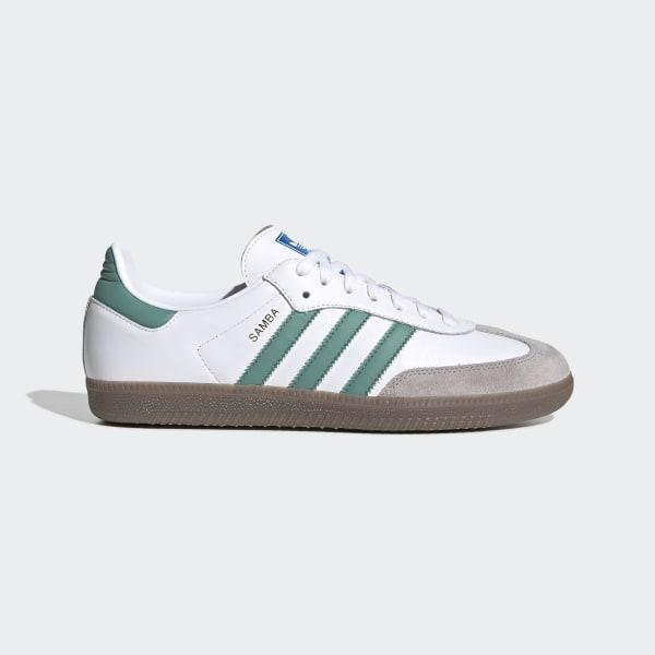 adidas Samba OG Schuh Weiß | adidas Austria