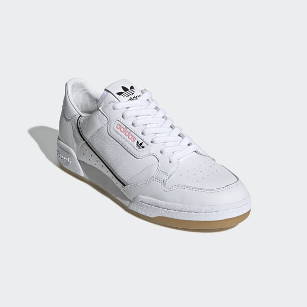 adidas Originals x TfL Continental 80 Shoes - White | adidas UK