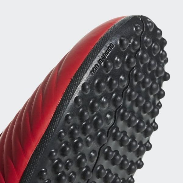 adidas Predator 19.3 TF J Kids Schwarz