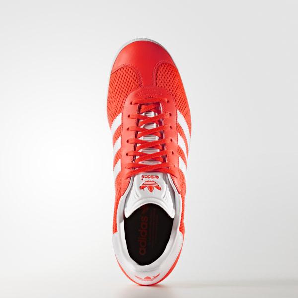 adidas gazelle hombre naranja