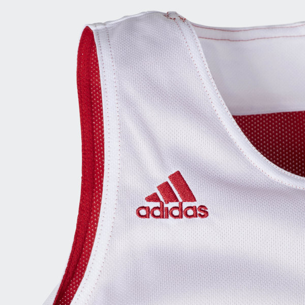 Maillot Reversible Crazy Explosive Rouge adidas | adidas France