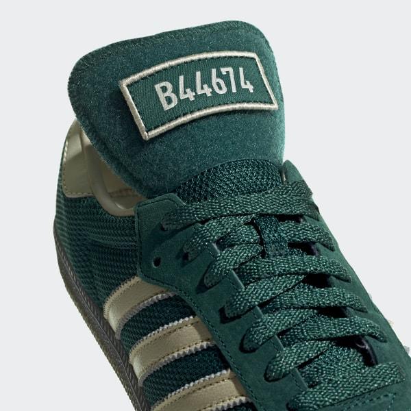 Scarpe Samba LT Verde adidas | adidas Italia