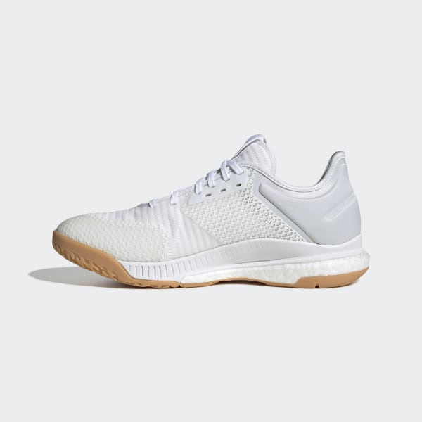 adidas Crazyflight X 3 Shoes - White | adidas US