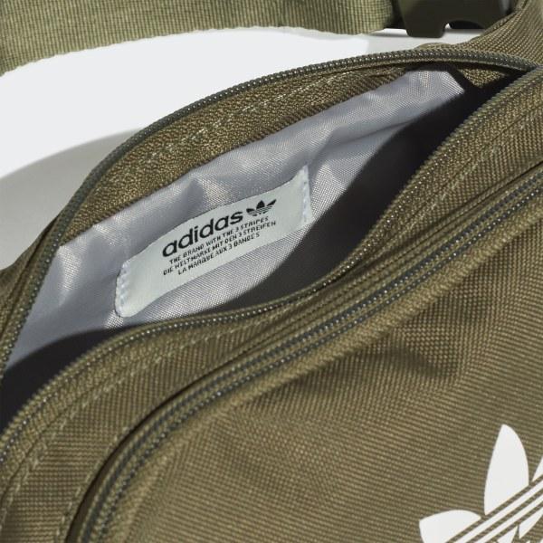 adidas adicolor Essential Crossbody Raw Khaki