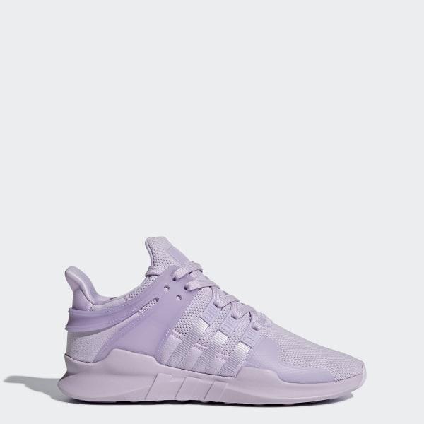 adidas eqt support adv womens purple