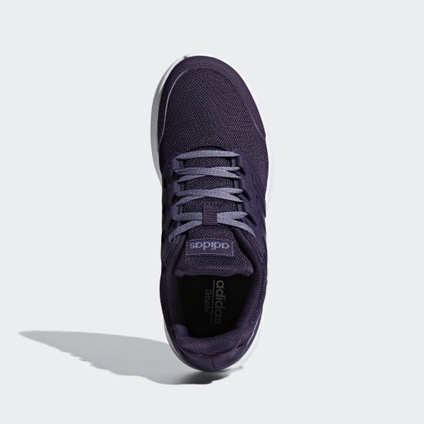 adidas Performance Women's Lite Slip On Running Shoe Raw PurpleRaw PurplePink